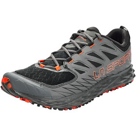La Sportiva Lycan Chaussures de trail Homme, black/tangerine